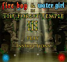 gra ogień i woda 3